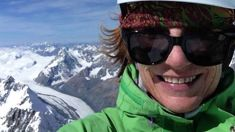 Jo Morgan recounts avalanche that killed two of her friends