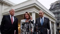 White House, Democrat leaders refuse to budge over shutdown dispute
