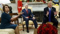 Democrats, Trump set weekend shutdown talks _ among aides
