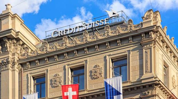 New Zealander Andrew Pearse is one of three former Credit Suisse bankers embroiled in the international fraud loan scheme. Photo / 123RF