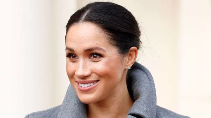 Meghan Markle is picking her own hospital, and may even go for a home birth. (Photo / Getty)