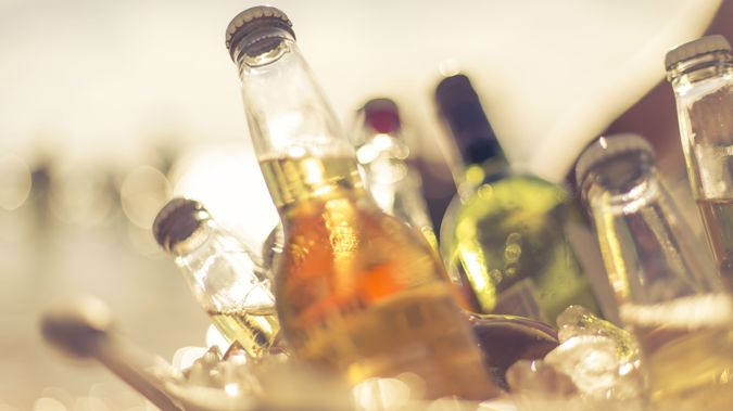 Dr Nikki Jackson says alcohol needs to be less cheap. (Photo / Getty)