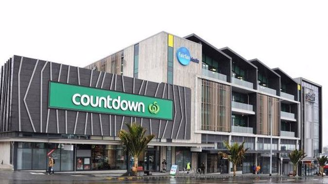 Countdown has apologised to shoppers at its Ponsonby supermarket.