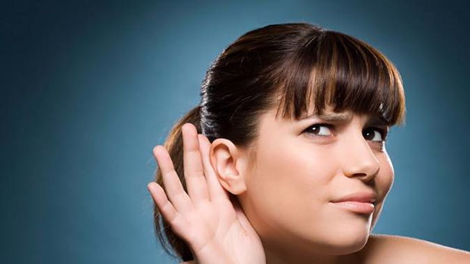 Woman wakes up to discover she is deaf to male voices. Photo / Getty Images