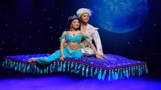 'Disney's Aladdin takes you to a whole new world'