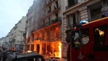 Dozens injured in Paris bakery explosion