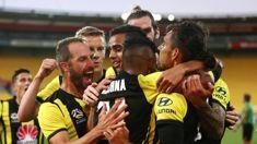 David Williams on scoring winning, record making goal for Wellington Phoenix