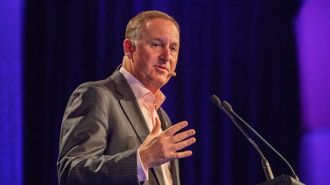 John Key: Farmers will be cautious over Tax Working Group