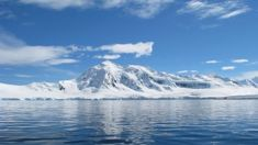 Ice loss from Antarctica has increased sixfold since 1970s