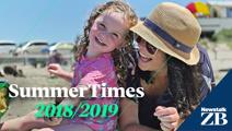 Celebrate Summer at Christchurch SummerTimes!