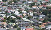 Despite the slump, house prices were unaffected. (Photo / NZ Herald)