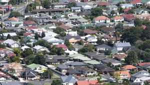 Despite the slump, house prices were unaffected. (Photo / NZ Herald)