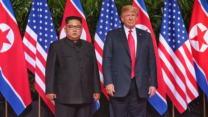Trump has spoken several times of having a second summit early this year and has exchanged multiple letters with Kim.