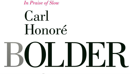 Author of 'Bolder' Carl Honoré on making the most of life