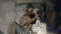 Kobi Bracken on surviving illness on Bali holiday