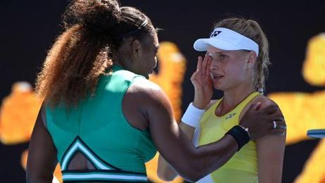 Martin Devlin: Why I don't believe Serena's kindness