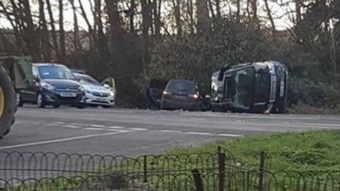 Crash victim says Prince Philip has not apologised for accident