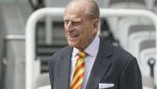 UK police scold Prince Philip for not wearing seatbelt