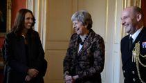 Jacinda Ardern signs deal with British PM Theresa May