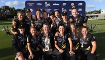 Gender pay gap issue hits NZ Cricket
