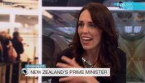 Jacinda Ardern talks marriage and motherhood with BBC