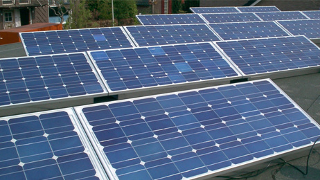 Solar energy proves popular with talkback callers