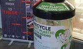 Soft plastic recycling bins have been removed from supermarkets and shops throughout the country.