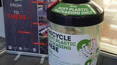 Malcolm Everts: Recycling centres hit capacity, reject soft plastics