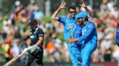 Gary Stead:  India crush Black Caps in first ODI