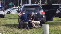 At least five dead after gunman barricades himself in Florida bank