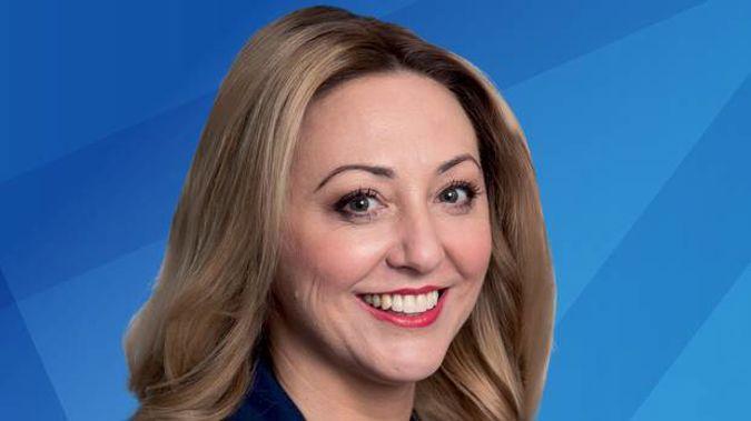 National MP Sarah Dowie.