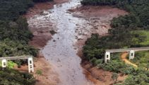 Hundreds feared buried in mud after fatal Brazil dam collapse