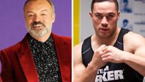 Graham Norton takes credit for Joseph Parker's loss to Anthony Joshua