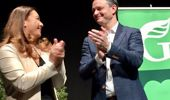 James Shaw says that a potential new party would simply siphon votes from National. (Photo / NZ Herald)