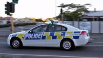 Police hunting man with weapon in Christchurch