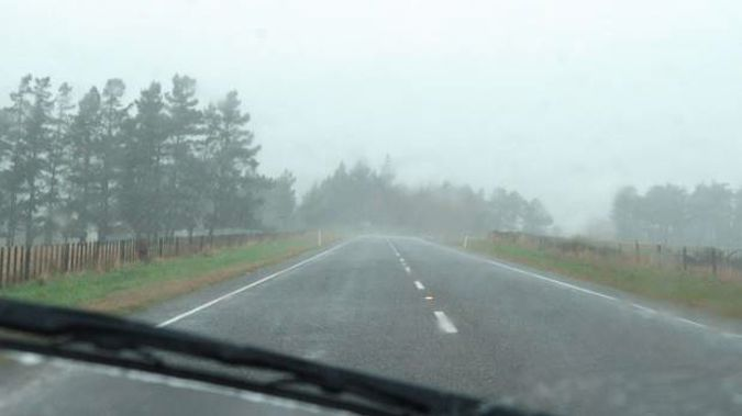 Take care this week while driving in rain or on damp roads. Photo / File