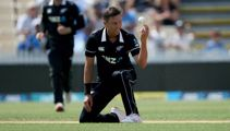 Boult from the blue: Black Caps destroy India