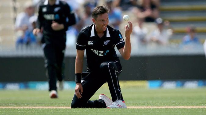 Trent Boult produced one of the greatest spells of his career to maul the Indian top order.