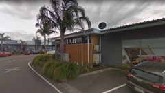 A baby was found unattended inside a car as his mother was at the TAB in Papamoa this morning. (Image / Google)