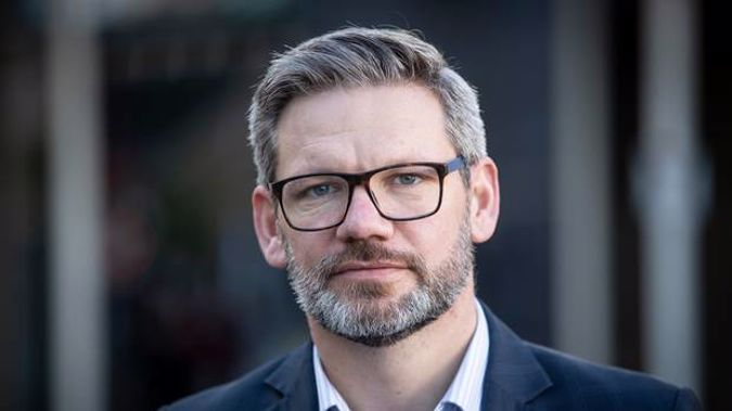 Immigration Minister Iain Lees-Galloway. Photo / NZ Herald