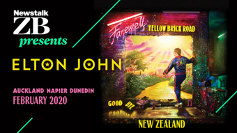 Elton John's Yellow Brick Road tour: Second Auckland concert announced