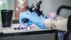 Clare Gunn: Large tattoos covering dangerous melanomas concern experts