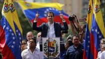 Venezuela's Guaido gets EU backing