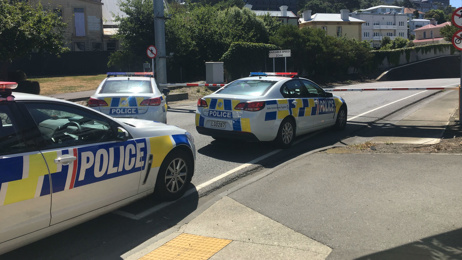 Wellington's Terrace Tunnel closed over police incident