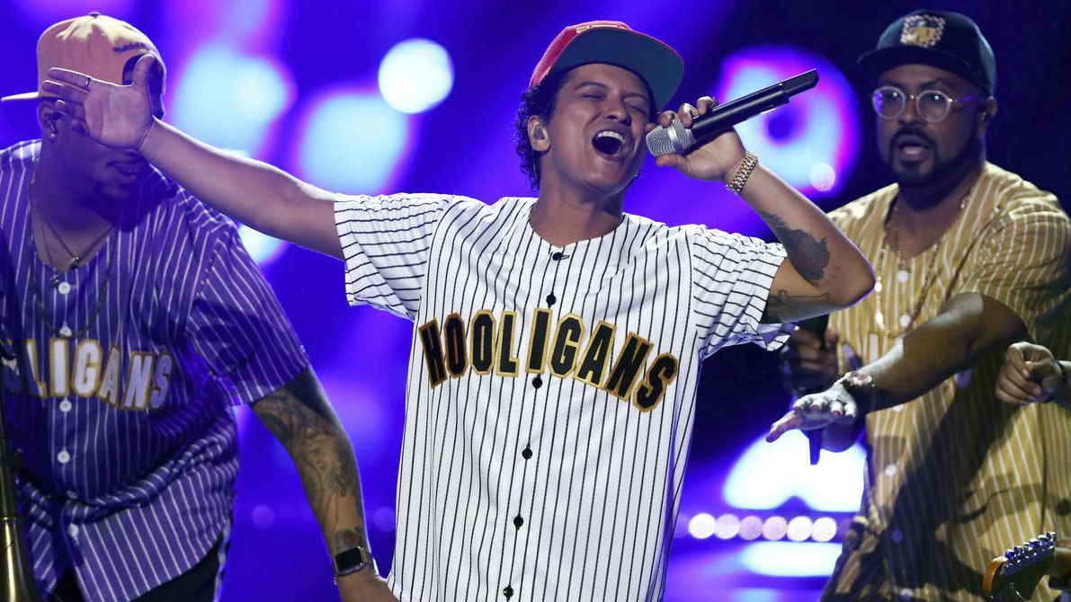 Tickets re-sold to a Bruno Mars concert is one of those under scrutiny. (Photo / NZ Herald)