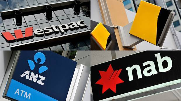 Shares have soared for the big Aussie banks despite a report into their behaviour being released yesterday. (Photo / NZ Herald)