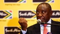 South Africa's president says mining key to reviving economy