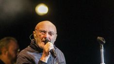 Man hospitalised after heart attack at Phil Collins concert