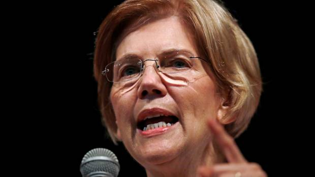Elizabeth Warren has claimed she has Native American heritage for years. (Photo / AP)
