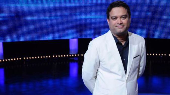 "Paul ""Sinnerman"" Sinha does stand-up comedy when he isn't answering quiz questions. (Photo / Supplied)"